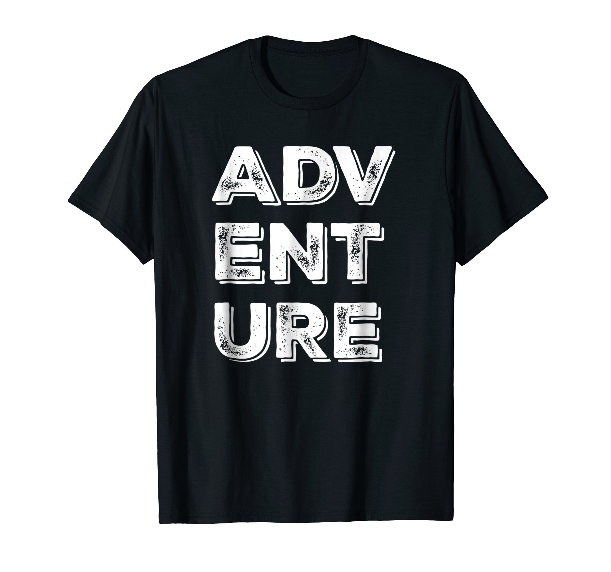 Adventure Vintage T-shirt Hiking Climbing Camping Travel