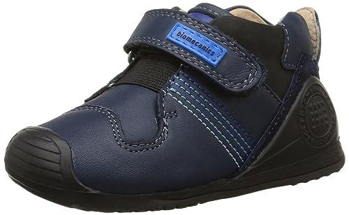 Biomecanics 151155, Botines para Niños, Azul Marino (Sauvage), 19 EU: Amazon.es: Zapatos y complementos