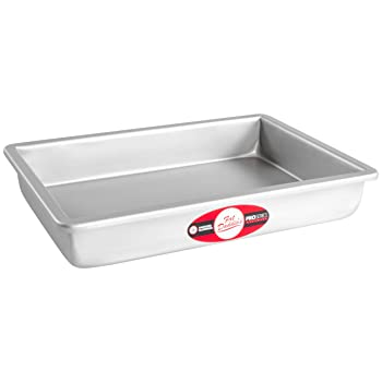 Fat Daddio's POB-8122 Sheet Brownie Pan