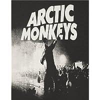 Twenty-Three Retro Poster Arctic Monkeys Wall Sticker Music Band Wallpaper #0312 inchsilk Poster Wall Decor 36 inch x 24…