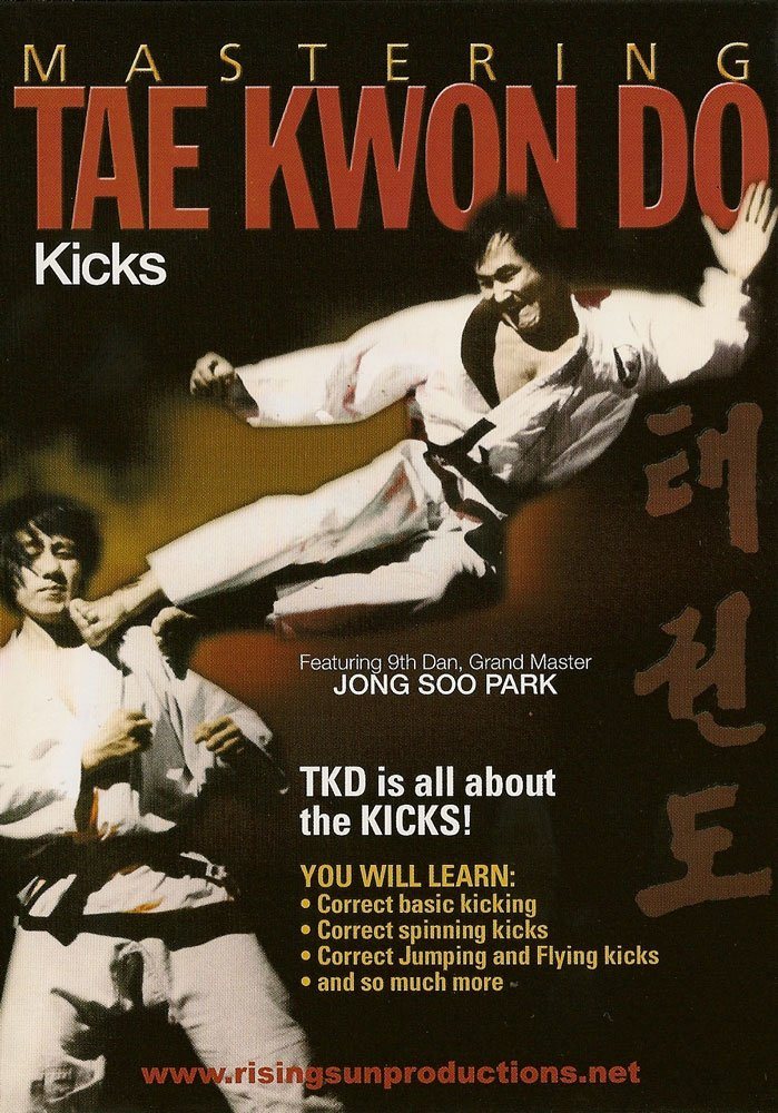 Mastering Tae Kwon Do: Kicks [USA] [DVD]: Amazon.es: Master Park ...