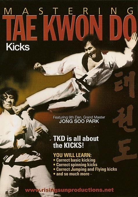 Mastering Tae Kwon Do: Kicks [USA] [DVD]: Amazon.es: Master Park ...