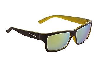 Spiuk Halley - Gafas Unisex, Color Negro/Amarillo: Amazon.es ...