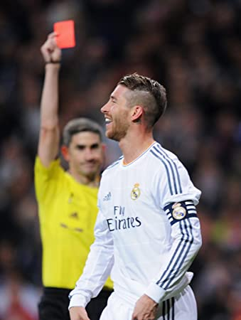 Amazonde Sergio Ramos Real Madrid Spanien 07 6096 X