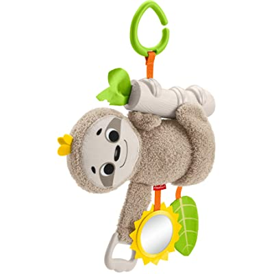 Fisher-Price Slow Much Fun Stroller Sloth : Baby