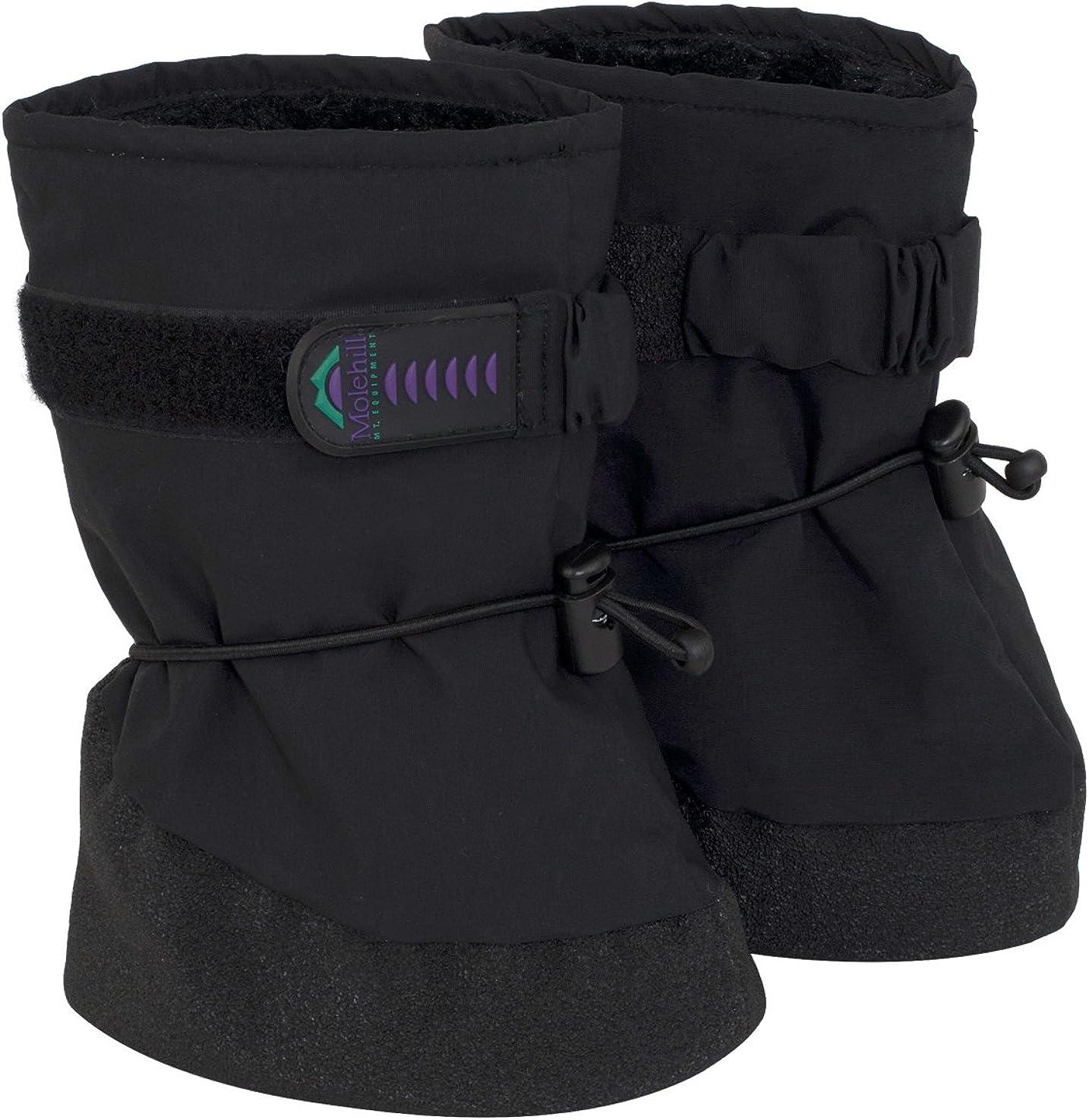 NIce Kids Little Boys and Girls Winterproof 100 Gram Thinsulate Snow Booties