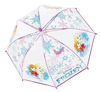 POS p:os 25449 - Paraguas Infantil, diseño de Frozen de Disney, 84
