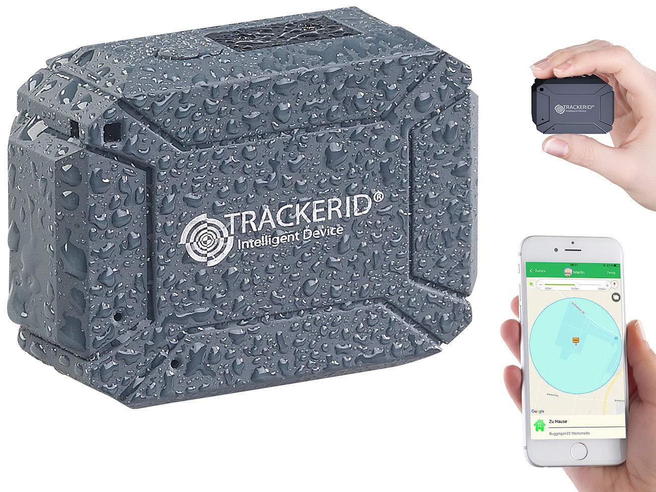 TrackerID peil emisor: WiFi, GPS y GSM Rastreador, Live de seguimiento de aplicación, hb-n107 nsprech de función, IP67 (Real de GPS Rastreador): Amazon.es: ...