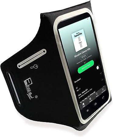 RevereSport Brazalete Compatible Samsung Galaxy S10 Plus. Armband Deportivo de Teléfono para Running, Jogging, Turismo, Ciclismo, Funda Caso de Djercicio: Amazon.es: Electrónica