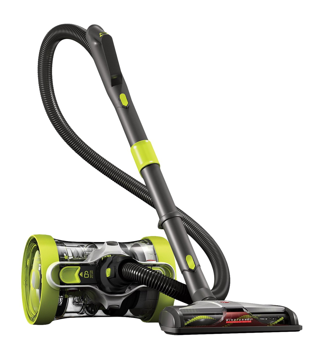 Hoover SH40090CDI Revolve Multi-Position Canister SH40090PC