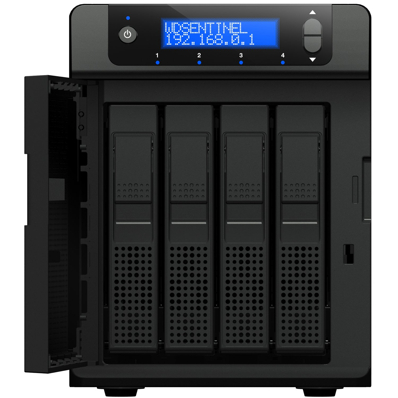 NAS-System WD Sentinel DX4000 Vergleich 2015