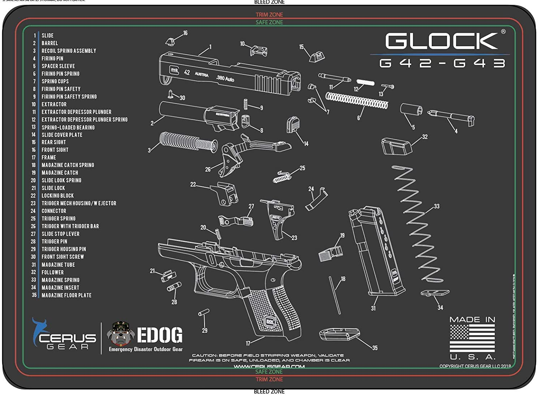 Amazon.com: EDOG Cerus Gear Schematic (Vista Explotada ...