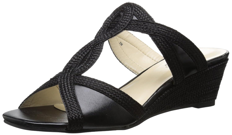 Annie Shoes Womens ADEA Wedge Sandal