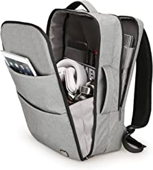 73fb1f00db Mark ryden Water Resistant Polyester Laptop Backpack with USB Charging Port  Fits Under 17 Inch Laptop