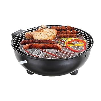 Barbacoa Eléctrica 1250 W mesa grill Multi parrilla ...