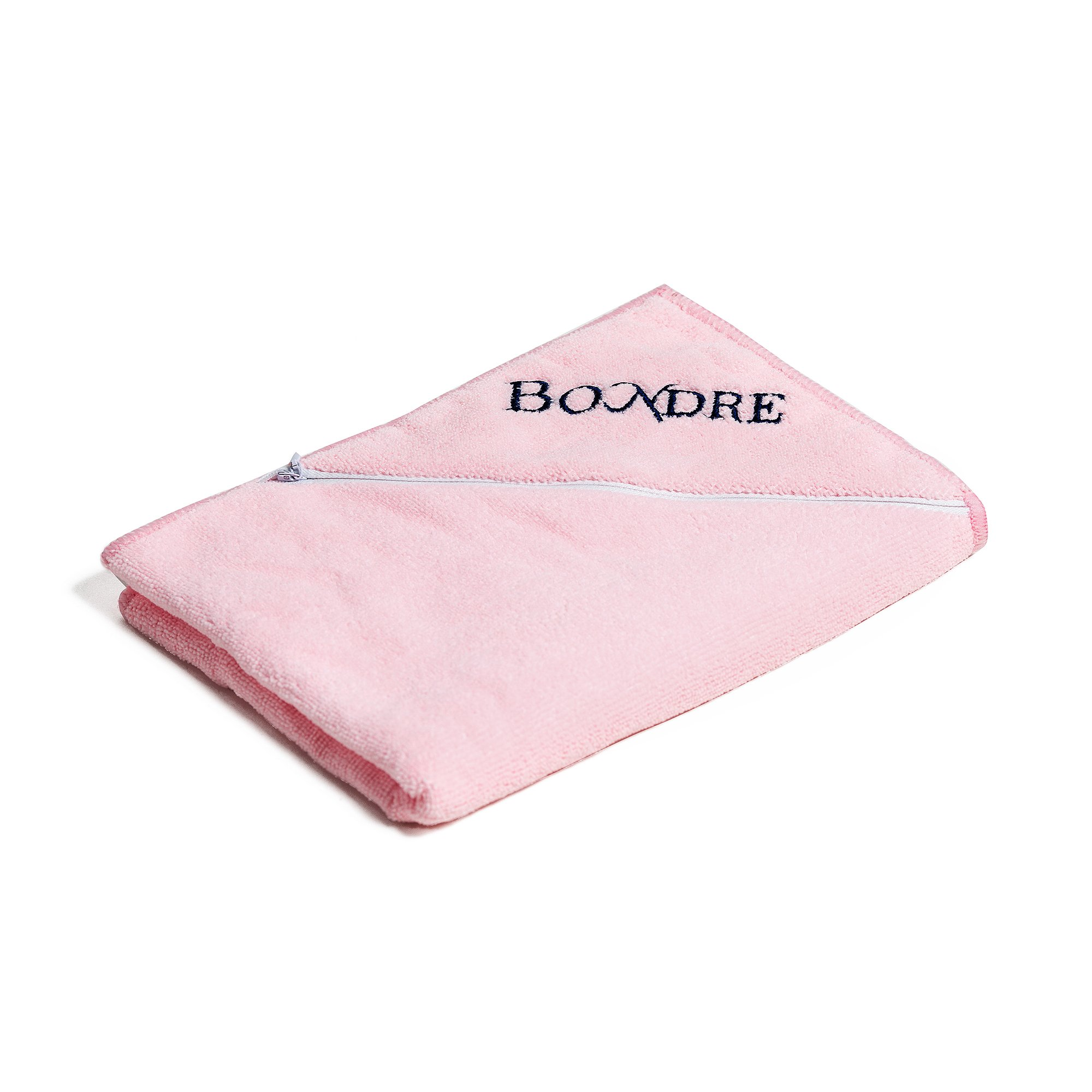 BONDRE Thick Microfiber Hair Drying Towel, Soft Hair Wrap Towel, Quick Dry for Women & Men 1 Gift Pack, Super Absorbent Anti-Frizz, Large 40x14 Inch By