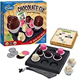ThinkFun Chocolate Fix - Award Winning Logic Game and STEM Toy For Age 8 and Up Red Base, 8.875 x 8.0 H x 2.5 D