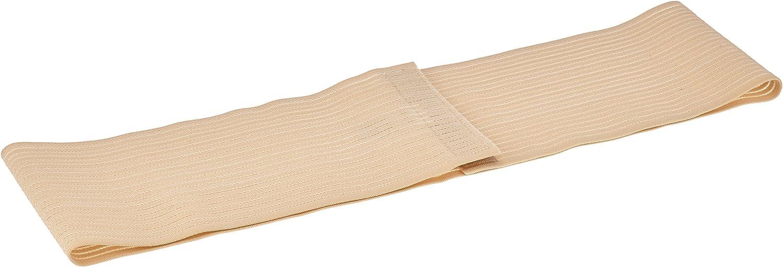 Hydas 1955.1.00 - Cinturón ortopédico de apoyo para abdomen y espalda, producto medicinal, forma la silueta