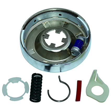 285785 Washer Clutch Assembly Kit Replacement for Whirlpool Kenmore  Kitchenaid Washing Machine Parts Easy Installation Fits 3351342 3946794  3951311