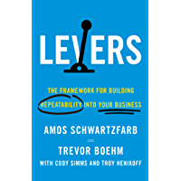 Levers: The Framework for Building Repeatability into Your Business