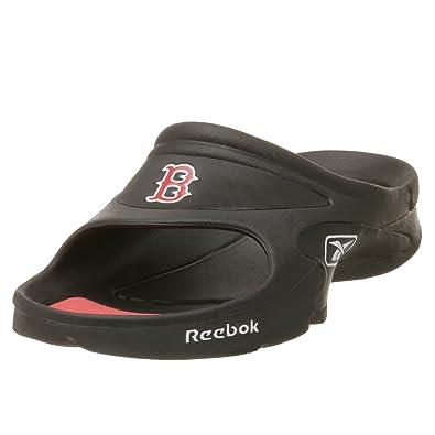 Reebok Men s MLB Mojo Boston Red Sox Slide b594c66ce