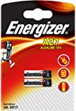 Energizer EN-639333 - Non-Rechargeable Batteries (Alkaline, Cylindrical, 12 V, 2 pc(s), A27, Black, Silver)