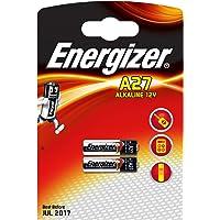 Energizer 639333 Alkaline Battery A27 12V 2-blister