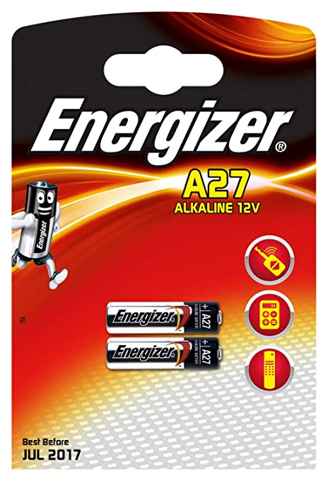 15 opinioni per Energizer EN-639333- non-rechargeable batteries (Cylindrical, A27, Alkaline,