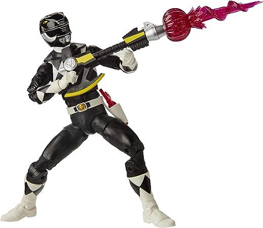 "POWER RANGERS LA FOUDRE COLLECTION Mighty Morphin Black Ranger 6/"" Action Figure"