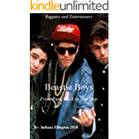 Beastie Boys: From Punk Rock to Hip Hop, Music Books, Hip Hop Biographies, Rap History, Composers & Musicians, Nonfiction