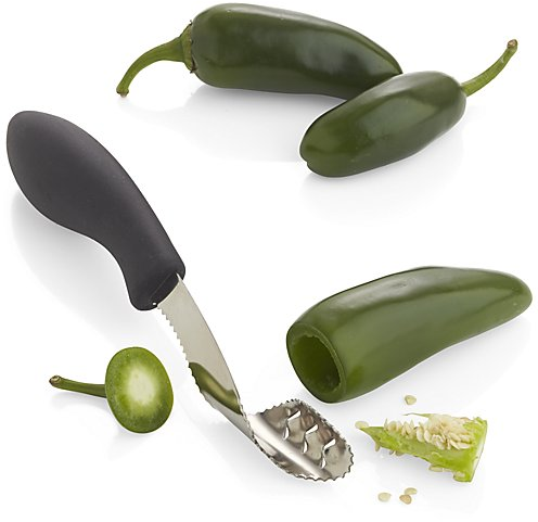 Jalapeno Pepper Corer | Crate and Barrel