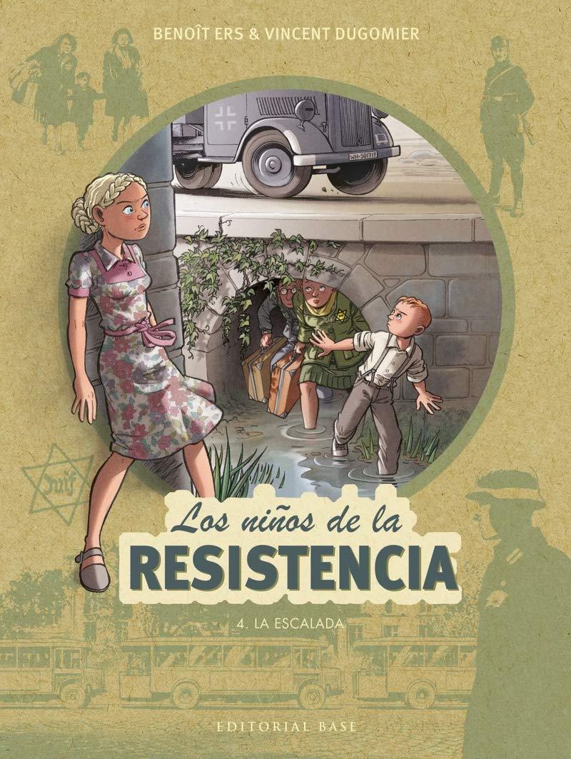 Los Niños De La Resistencia 4. la escalada: Amazon.es ...