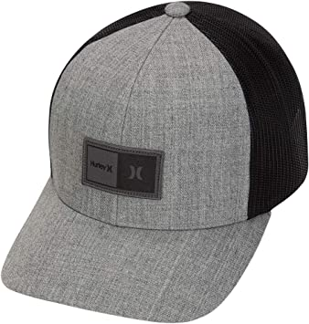 Hurley The Regular Hat Gorras, Hombre, Grey Htr, 1SIZE: Amazon.es ...
