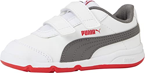 PUMA Courtflex V2 V Inf Baskets Mixte Enfant Baskets mode ...