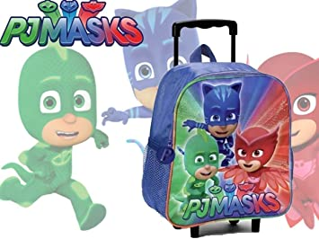 CORIEX 54107 PJ Mask Mochila Trolley The Night