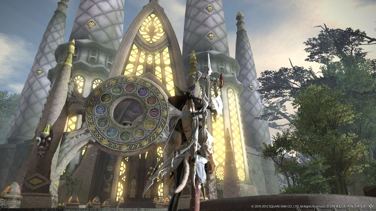 FINAL FANTASY XIV Online Starter Edition [PC Code]: Amazon