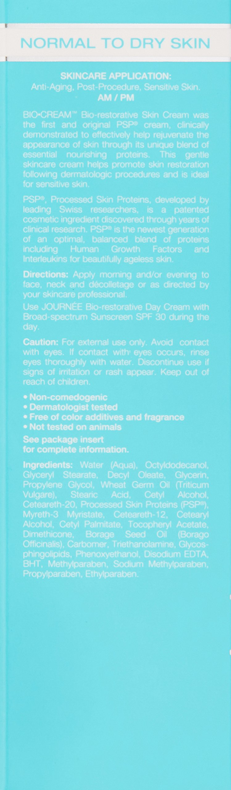 NEOCUTIS Bio-Cream Bio-restorative Skin Cream with PSP, 1.69 Fl Oz by NEOCUTIS (Image #2)