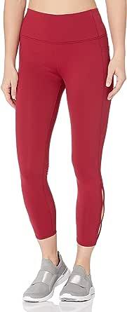 Skechers Women's Misses Walk Go Flex High Waisted Side Slit Detail 7/8 Legging