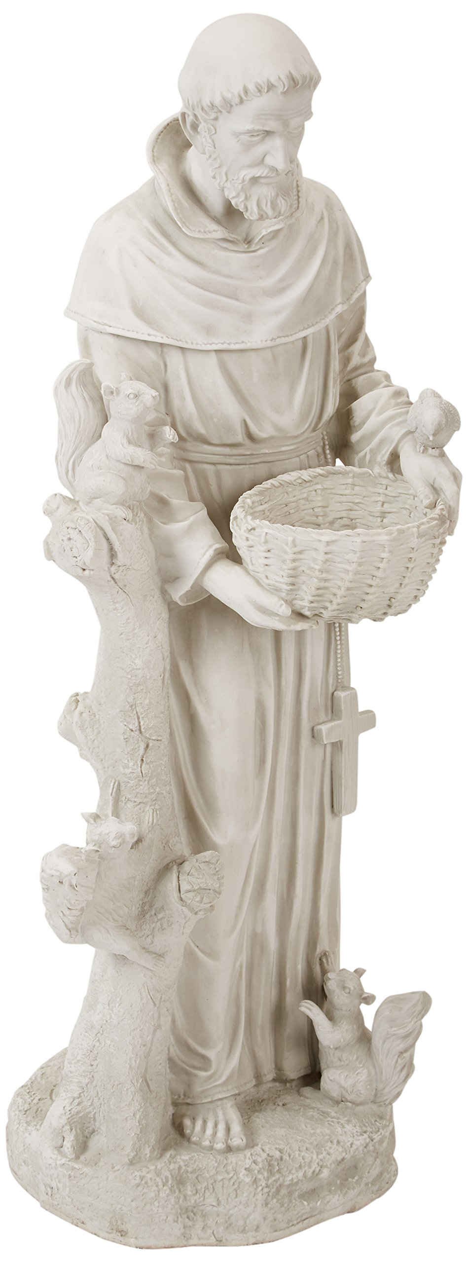 Design Toscano Nature's Nurturer: St. Francis Sculpture