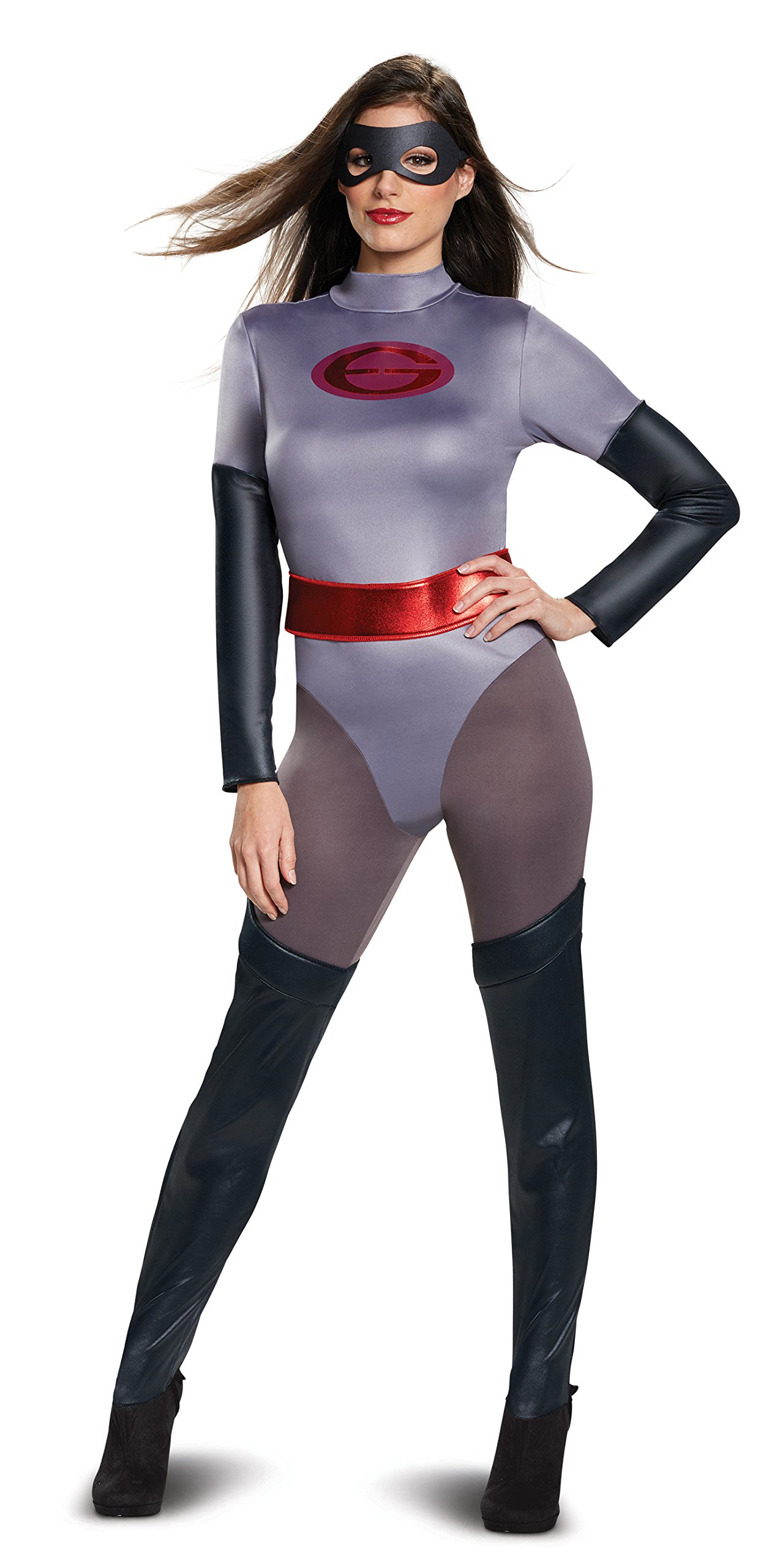 - 71rKY1YgBDL - Disguise Women's Elastigirl Adult Classic Costume