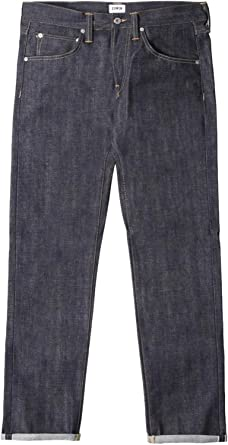 88e4efae Edwin Jeans ED-55 Regular Tapered Red Listed Selvage Jeans (Unwashed ...