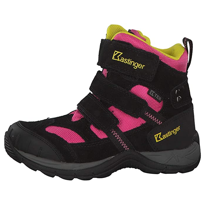 Kids BlackChaussures Kastinger Mountain Winter Boots UzMVpS