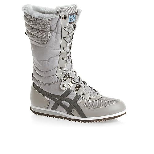 Onitsuka Tiger Kazahana Boots - Dark Grey