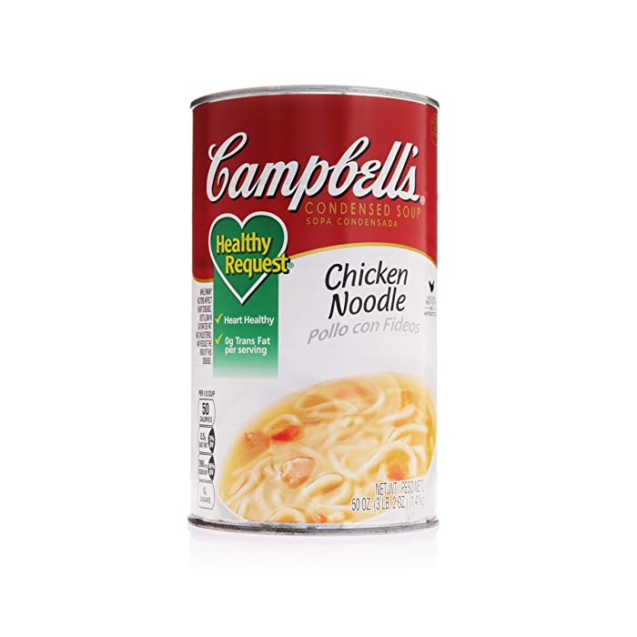 Top 10 Food Campbell Soup