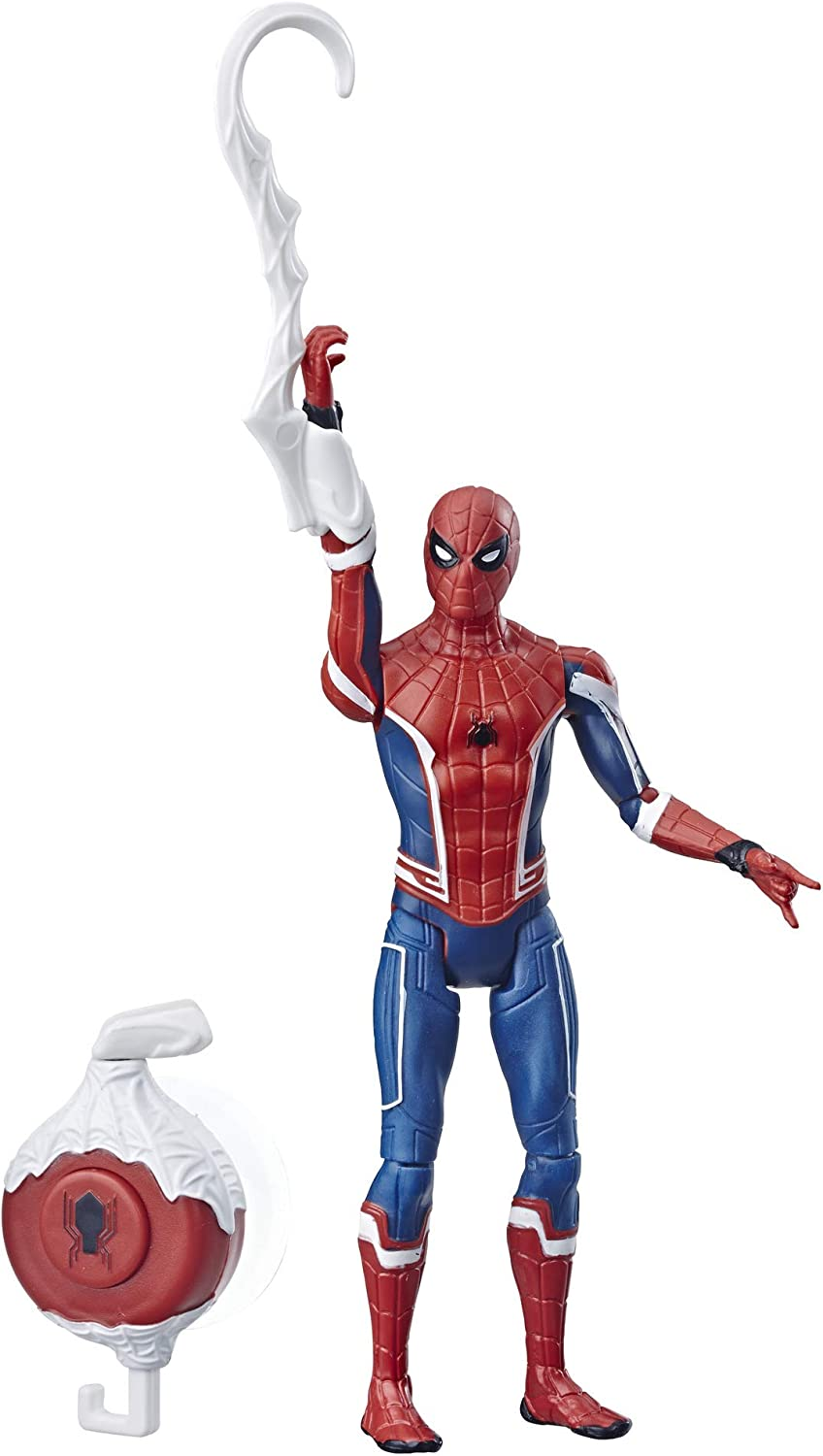 "Spider-Man: Far from Home Ultimate Crawler Concept Series 6"" Action Figure"