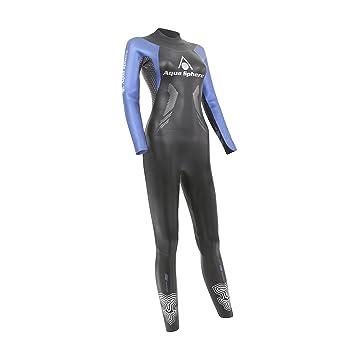 Aqua Sphere Racer Triathlon - Traje de Neopreno para Mujer ...