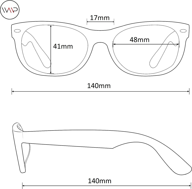 Fashion Vintage Clip On Lens Retro Sunglasses