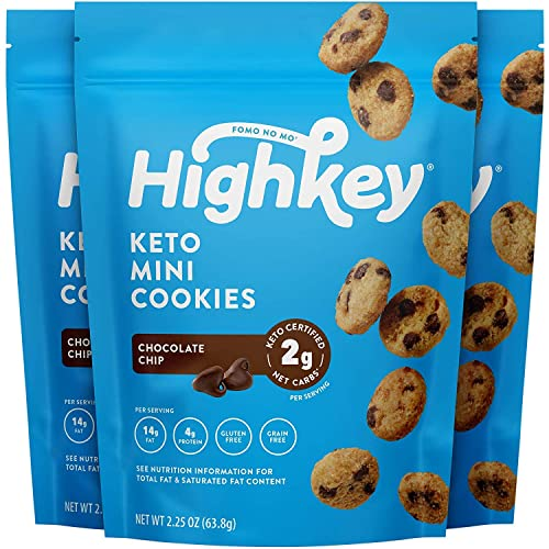 Are HighKey Chocolate Chip Cookies Keto?