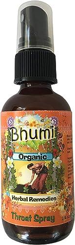 Bhumi Organic Throat Spray