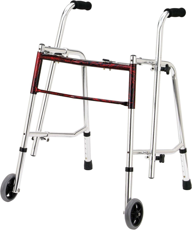 Wenzelite Glider Walker, Flame Red, Standard: Health & Personal Care